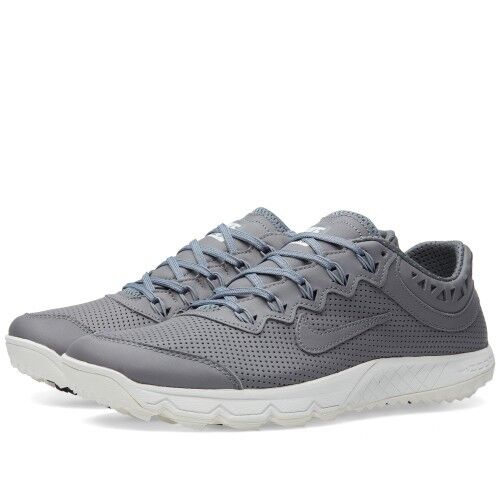 the latest 639a9 35477 NIKE Zoom Kiger 2 SP Gray Leather Neutral Ride Trail Trail Trail Sneakers  Shoes LN US