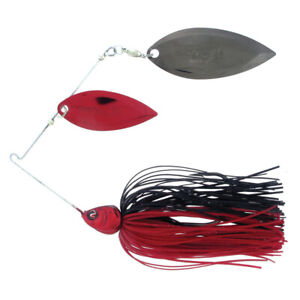 River2Sea-Ish-Monroe-Bling-1-2oz-DW-Spinnerbait-Cold-Blooded