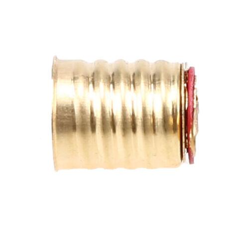E10 Mini Bulb Light Sockets Holder LED Screw Lamp Bases Copper Holder Safety