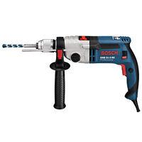 Bosch Gsb21-2re 240v 1100w Impact Drill Percussion Hammer 3 Year Warranty Option