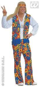 4tlg-hippie-traje-Woodstock-70erjahre-multicolor-hombre-S-46-48-M-48-50-L