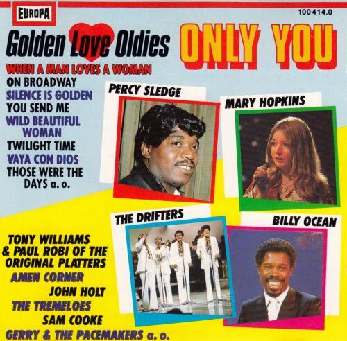 1 von 1 - GOLDEN LOVE OLDIES - ONLY YOU / CD (EUROPA 100 414.0) - TOP-ZUSTAND