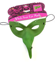 Witch Nose Eye Mask By Disguise - Dg10479