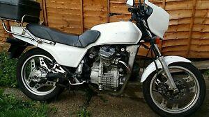 Honda cx500 - London, United Kingdom - Honda cx500 - London, United Kingdom