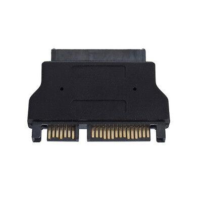 New!SATA 22 Pin Male to Micro SATA 16 pin female adapter GP