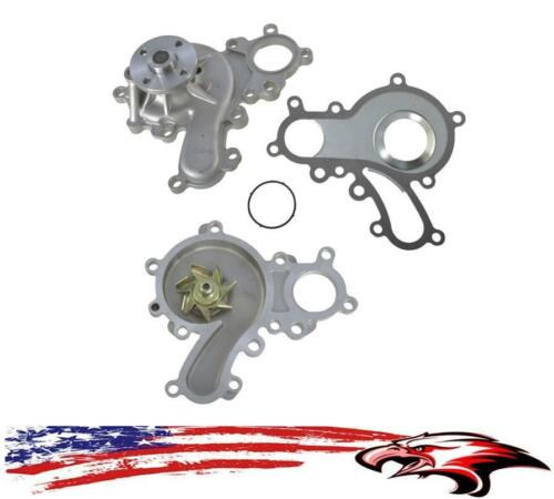 New Engine Water Pump for Toyota Land Cruiser Sequoia 08-15 /& Tundra 07-15 5.7L