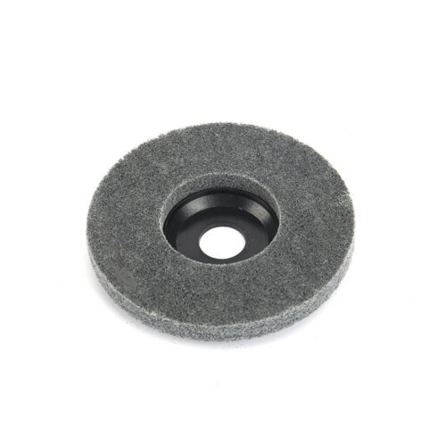 10PCs Nylon Fiber Polishing Buffing Wheel Buffer Pad Abrasive Disc 5 Inch 9P