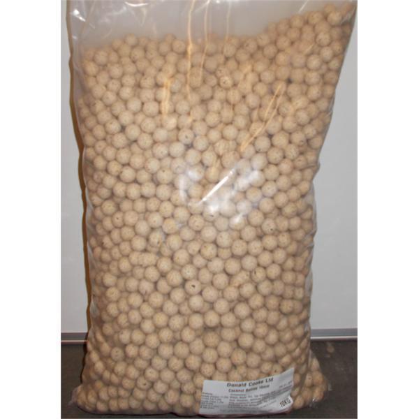 16 mm Boilies Coconut,10 kg BAG Carp Bait