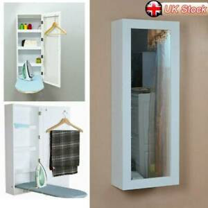 Wall Mounted Ironing Storage Cabinet