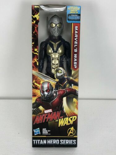 Marvel Ant-Man and Wasp Avengers Titan Hero Series Wasp Action Figure Hasbro