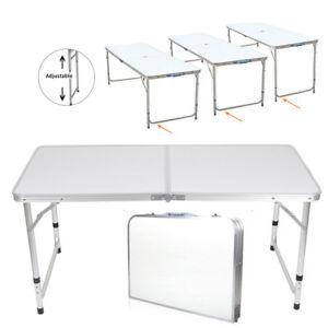 Wondrous 4Ft Aluminum Camping Folding Table Portable Office Camping Uwap Interior Chair Design Uwaporg