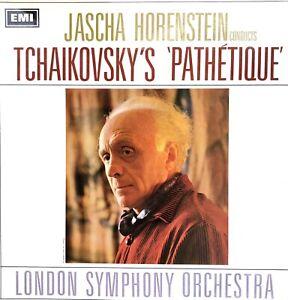 HMV-ASD-2332-TCHAIKOVSKY-JASCHA-HORENSTEIN-LP-VINYL-RECORD-ALBUM-PLAY-TESTED