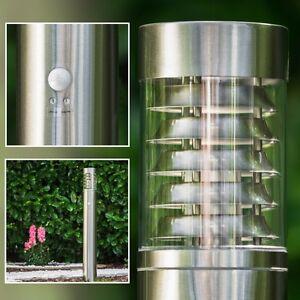lampadaire ext rieur d tecteur luminaire lampe sur pied. Black Bedroom Furniture Sets. Home Design Ideas