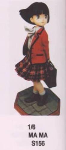 Yuriko/'s VINYL Model Kit Elfin MA MA da montare e colorare