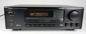 Onkyo-TX-SV434-Stereo-Dolby-Surround-Receiver-in-schwarz-12-Monate-Garantie