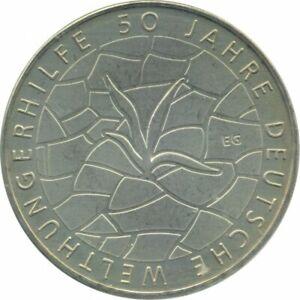 Allemagne 2012 G 10 EURO 50 ANS CREATION ASSOCIATION WERTHUNGERHILFE BE