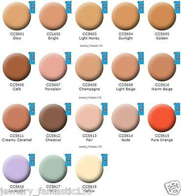 L.A. Colors Pro Concealer Stick - Cover up! 3 in 1 Full Coverage-  ALL SHADES!!!