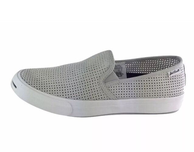 CONVERSE UNISEX JACK PURCELL II SLIP ON Mouse Navy Mens 8   Womens 9.5 NEW  NIB c28636d20