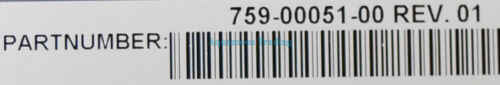 New DJVRY Force10 S50-01-GE-48T-V S50V S25 DC Redundant PSU 470w 759-00051 DP2M8