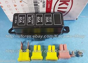Details about OEM Main Fuse Box KIA Bongo Frontier #0K60A66760A on main panel box, main fuse house, main terminal box, circuit breaker box, main circuit box, heater box, main disconnect switch, main breaker panel, main electrical box, light box, main fuse battery, main breaker box, generator box, main circuit breaker, motor box,