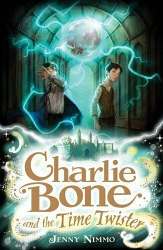 Charlie Bone and the Time Twister (Children of the Red King) By Jenny Nimmo