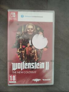 Wolfenstein 2 The New Colossus Pour Nintendo Switch