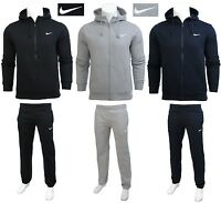 NIKE HEREN TRAININGSANZUG SWEATANZUG JOGGINGANZUG FLEECE S M L XL