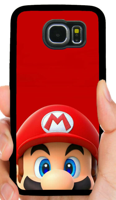 SUPER MARIO BROS PHONE CASE COVER FOR SAMSUNG NOTE GALAXY S4 S5 S6 S7 S8 S9  S10