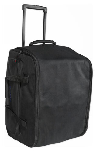 Rockville Rolling Travel Case Speaker Bag w// Handle+Wheels For Bose F1 Model 812