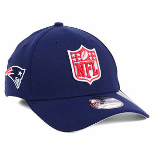 34b35c6a3d3 New England Patriots New Era NFL Shield Team Logo Fantasy Football ...