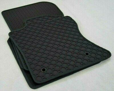 Gummi- Fußmatten RAND BLAU Lengenfelder Gummimatten für Hyundai IONIQ NEU