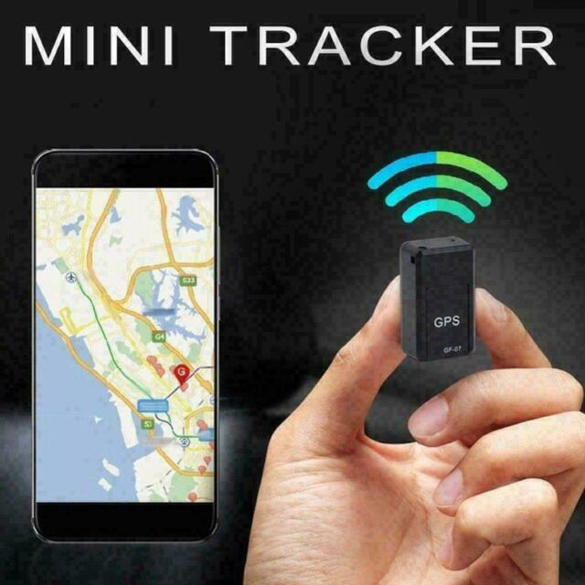 GF07 Magnetic GSM Mini SPY GPS Tracker Real Time Tracking Locator Device Kit