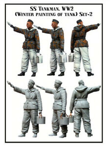 1-35-scale-resin-model-figures-kit-SS-tankman