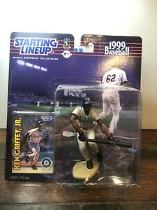 MBL Baseball Starting Lineup 1999 Ken Griffey Jr Seattle Mariners Figure JC