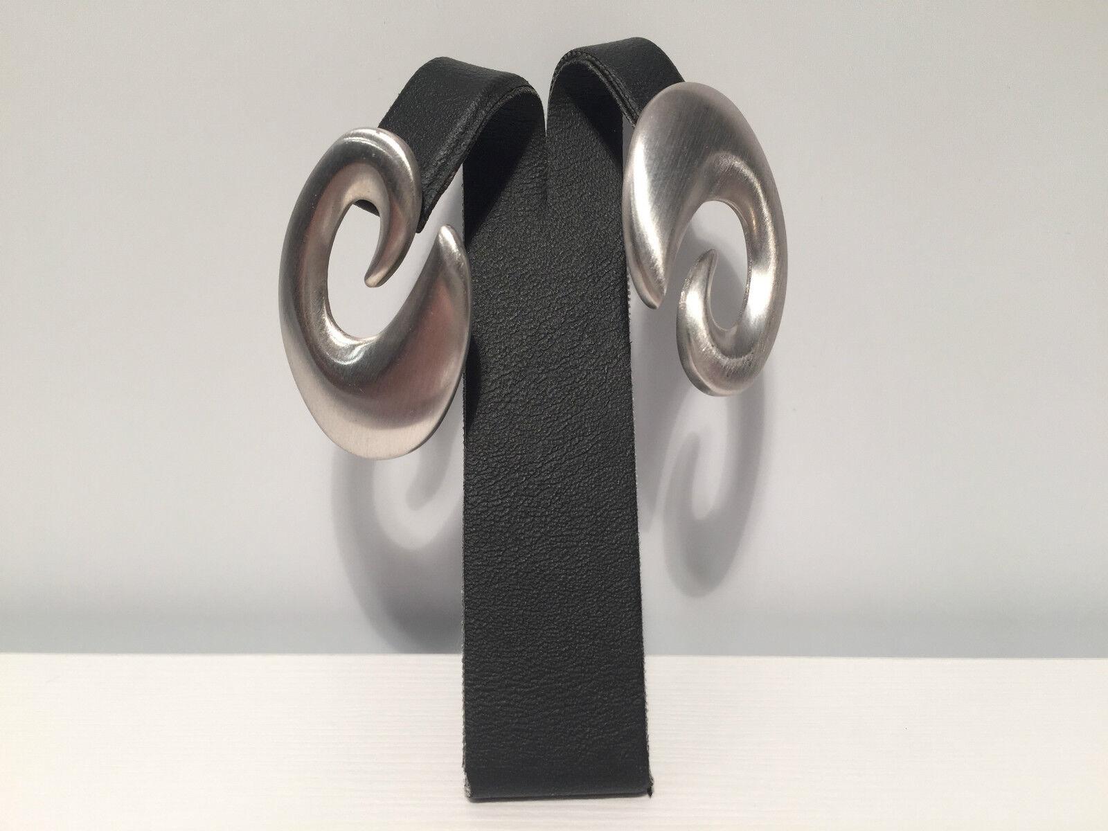 New - Pendientes EarRings BREIL BREIL BREIL - Steel Acero - Espiral eb3281