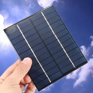 PANNELLO-SOLARE-2W-12V-solar-panel-FOTOVOLTAICO-camper-baita-barca-giardino