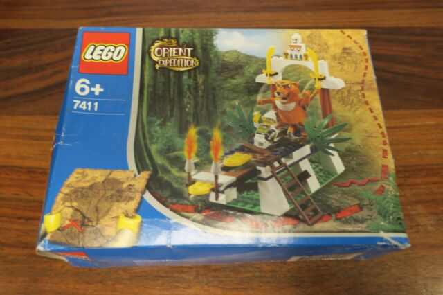 Lego 7411 - Orient Expedition New
