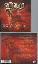 CD--DIO -- --2CD -- HOLY DIVER LIVE