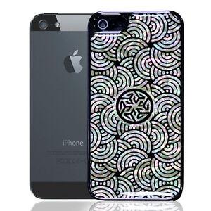 coque iphone 5 nacree