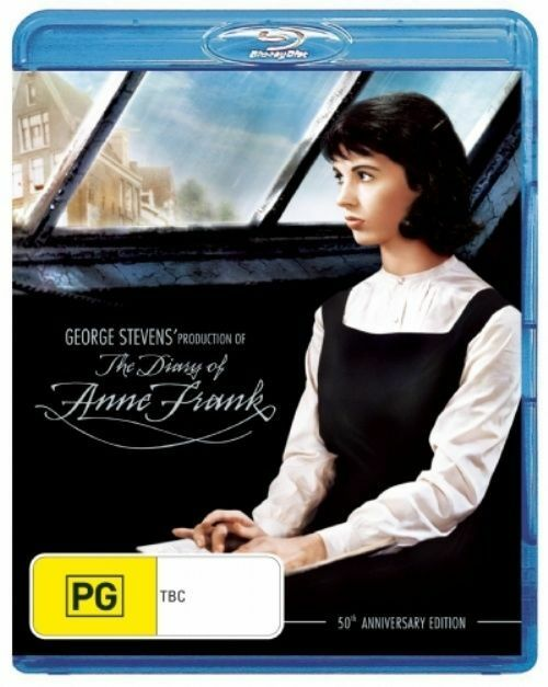 The Diary Of Anne Frank (Blu-ray, 2009)