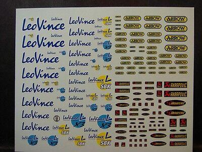 VIRAGES  T106 TABLEAUX DE BORD DECALS 1//24 DIFFERENTS COMPTEURS