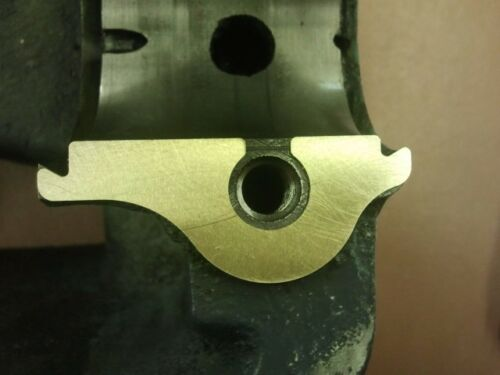 """SOUTH BEND LATHE 9/"""" UNDER MOUNT  LAMINATED BRASS SHIMS MADE IN U.S.A AMERICA"""