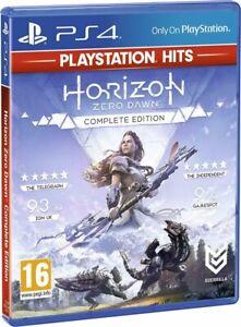 Horizon Zero Dawn - Complete Edition PS4 Spiel NEU OVP Playstation 4 Deutsch