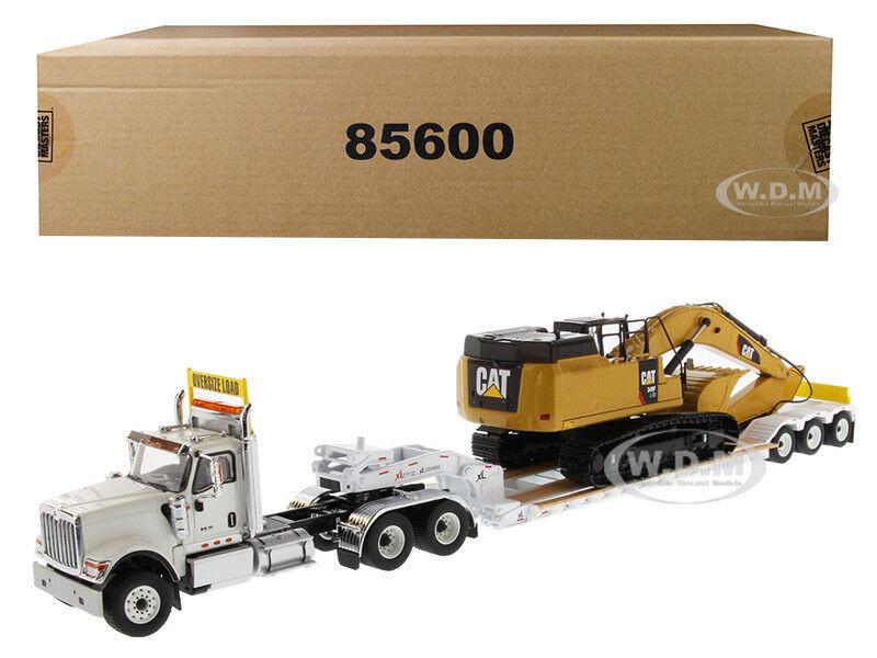 Internationale hx520 w   trailer & cat 349f l xe 2pc satz 1   50 nein - 85600