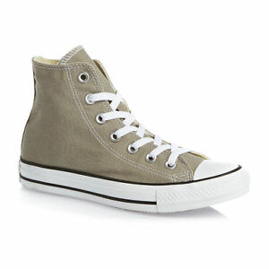 All Silver Old New Star Converse Chuck Taylor Top grey Hi fXwqxxnSd4