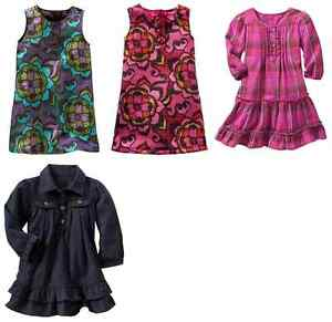 95e77f07a NEW Baby Kids Gap girls school fall shift tunic dress jumper holiday ...