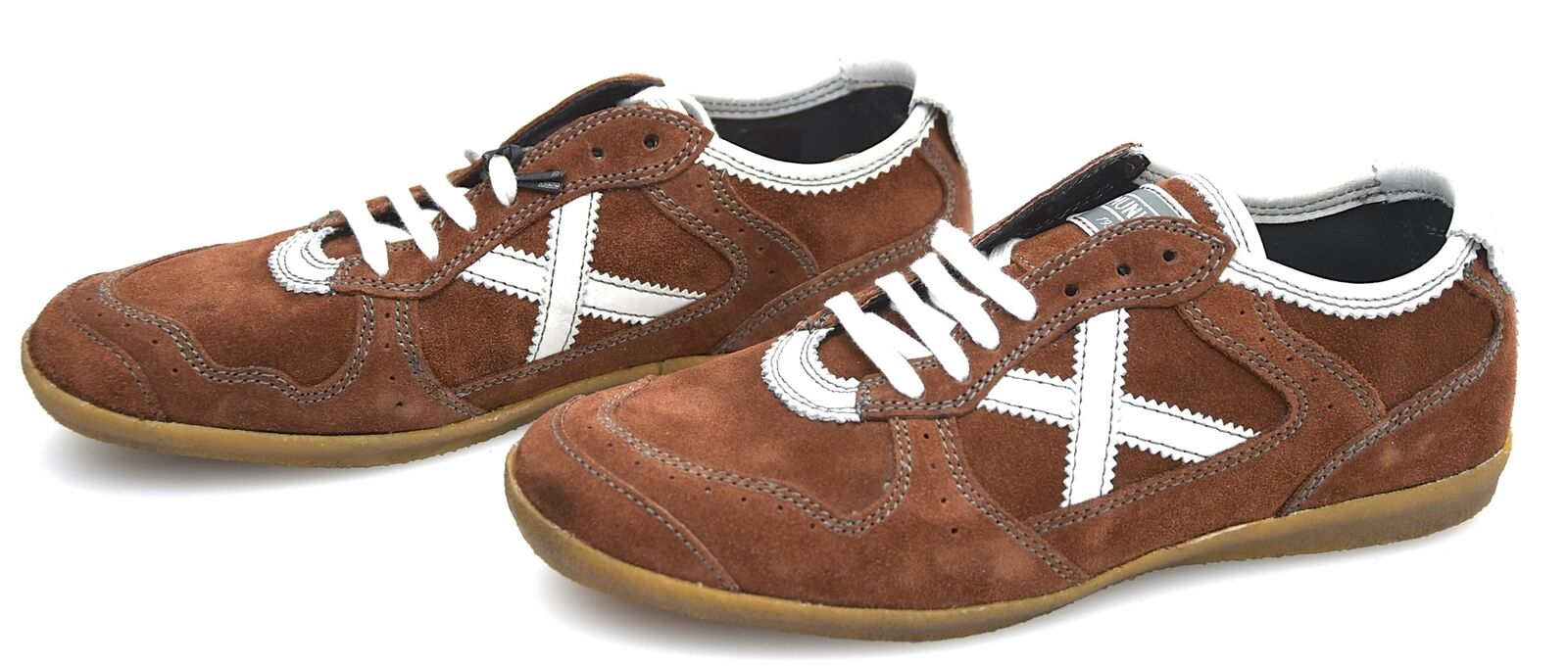 MUNICH MAN SNEAKER SHOES CASUAL FREE TIME SUEDE CODE 833051