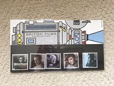 British Films Royal Mail Mint Stamps 1985 Set of Five in Presentation Package