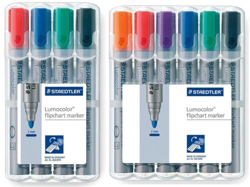 STAEDTLER Stationery  Flipchart markers FAST /& FREE DELIVERY