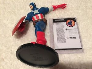 Heroclix-Marvel-What-If-set-Ameridroid-G001-Colossal-figure-w-card